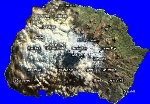 Islands Of Map